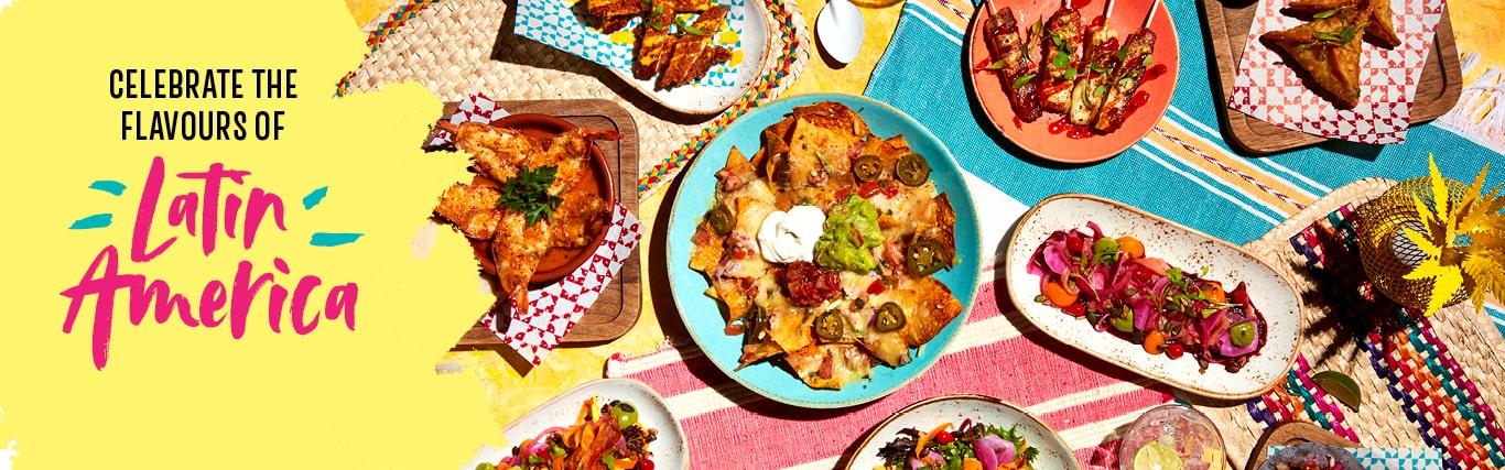 Las Iguanas Latin American Food