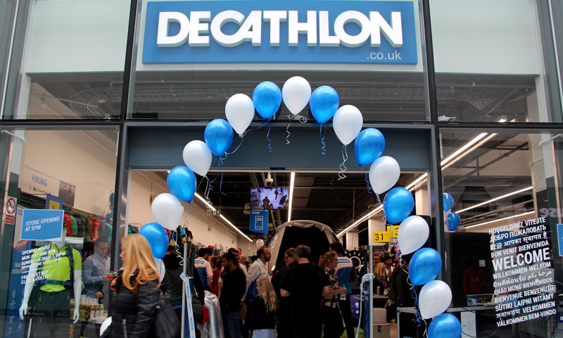 does decathlon do student discount