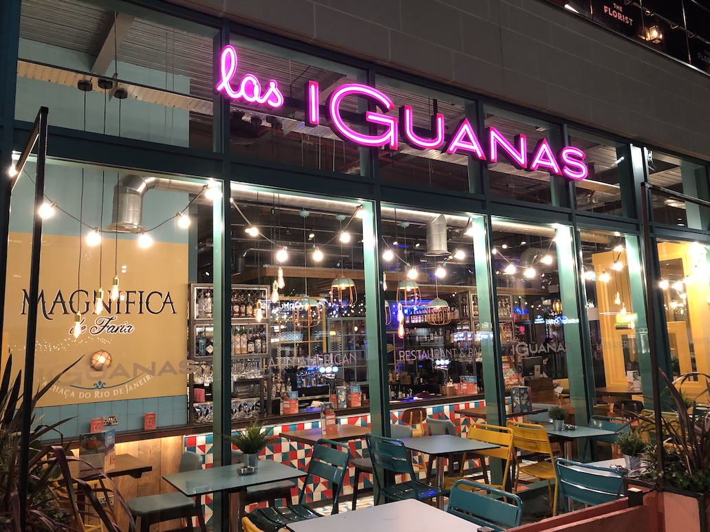 las iguanas student discount