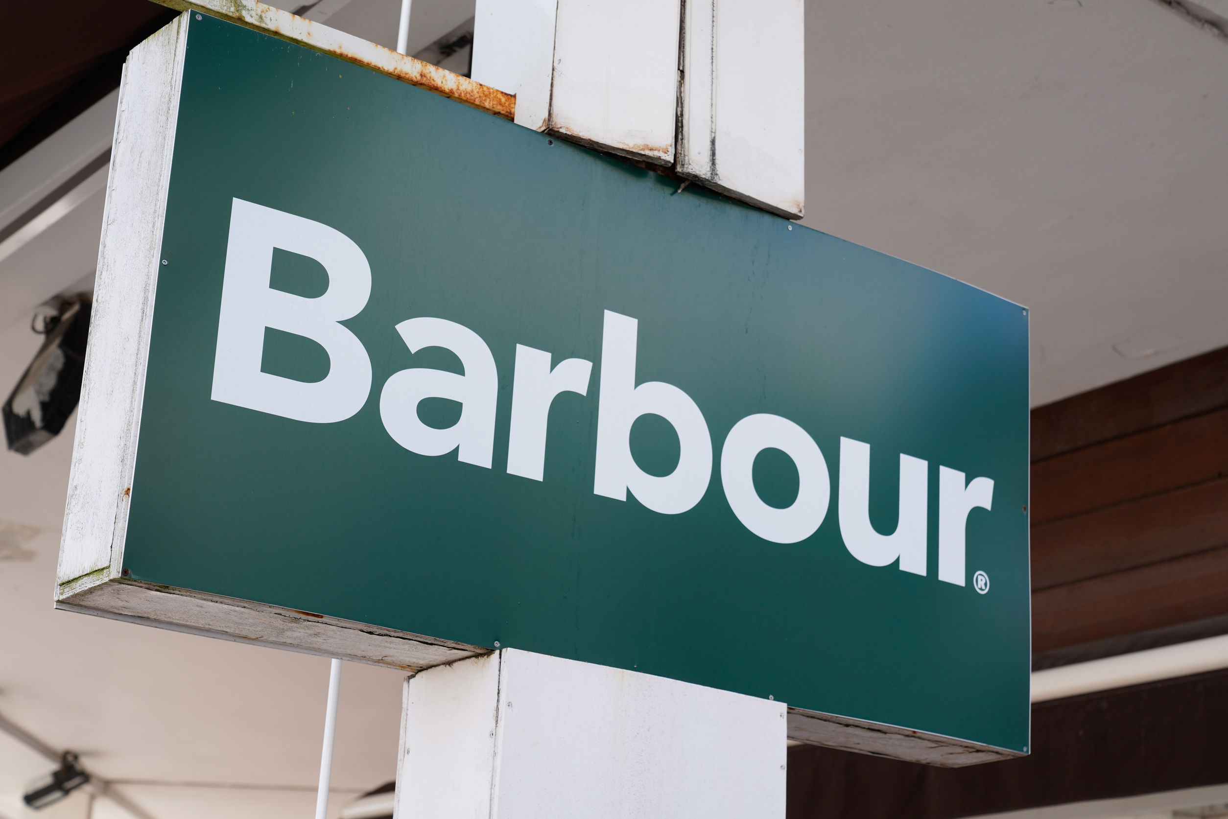 barbour student discount image